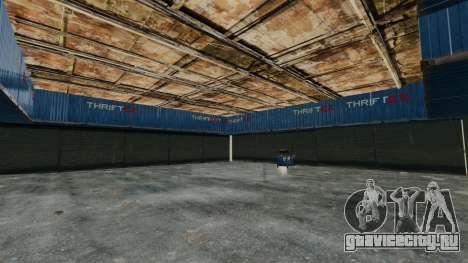 Гараж для GTA 4 третий скриншот