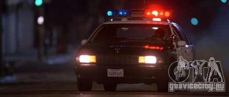 Сирена полицейской машины из GTA III для GTA San Andreas