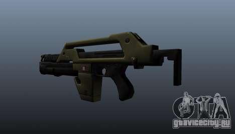 Винтовка M41A L-E-N Killer для GTA 4 второй скриншот