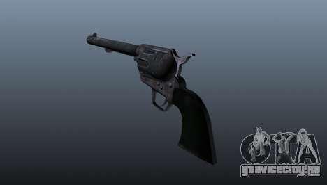 Револьвер Cattleman для GTA 4 второй скриншот