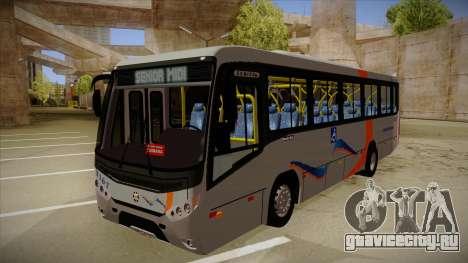 Marcopolo Senior Midi MB OF 1418 Cidade Morena для GTA San Andreas