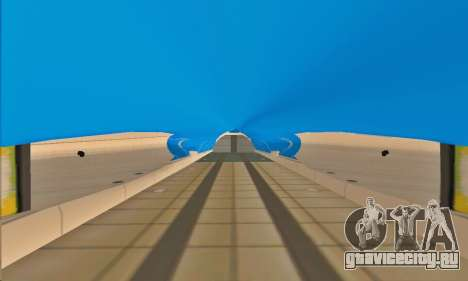 Andromada GTA V для GTA San Andreas салон