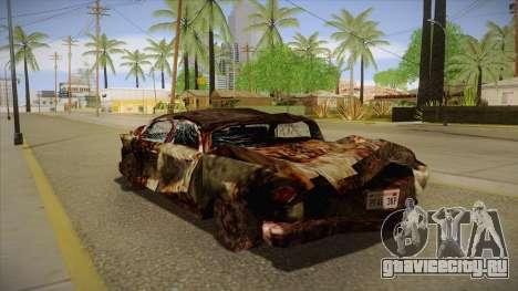 New Glenshit для GTA San Andreas вид сзади слева