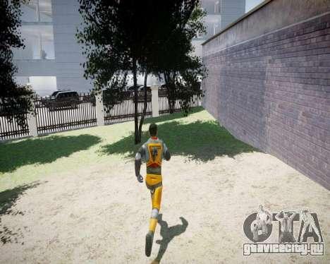 Gordon Freeman для GTA 4 восьмой скриншот