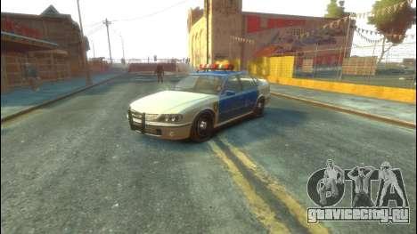 Police из GTA 5 для GTA 4