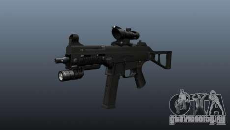 Пистолет-пулемёт UMP45 v1 для GTA 4