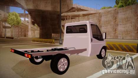 Ford Transit Drift Car для GTA San Andreas вид справа