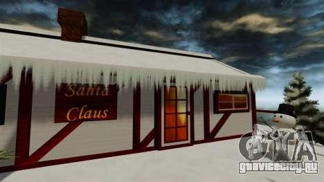 Рождественский остров для GTA 4 четвёртый скриншот