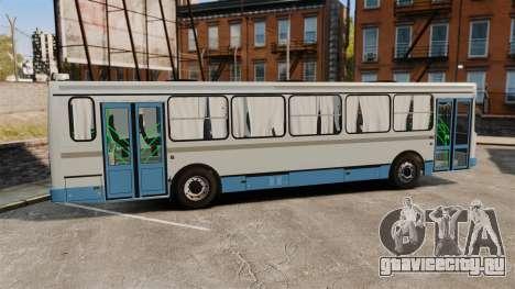 ЛиАЗ-5256 45-01 для GTA 4 вид слева