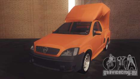 Chevrolet Montana Combo для GTA San Andreas