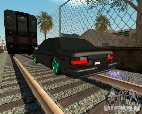 Тонированный премьер V2 для GTA San Andreas вид справа