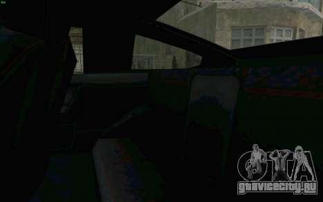 Blista Compact Type R для GTA San Andreas вид сбоку