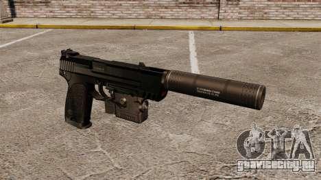 Пистолет HK USP для GTA 4