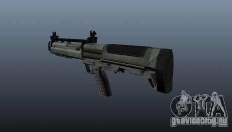 Ружьё Kel-Tec KSG 12 v2 для GTA 4 второй скриншот