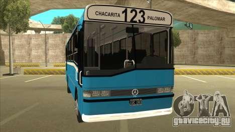Mercedes-Benz OHL-1320 Linea 123 для GTA San Andreas вид слева