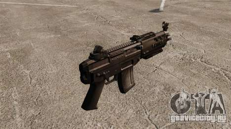Автомат Themis v1 для GTA 4 второй скриншот