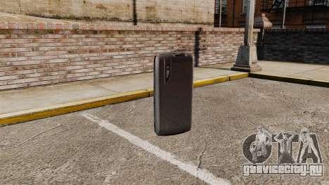 Коммуникатор ZTE Blade для GTA 4 третий скриншот