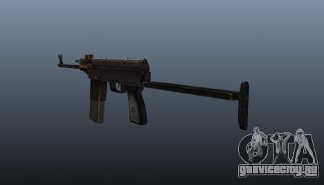 Пистолет-пулемёт China 79 Type SMG для GTA 4 второй скриншот