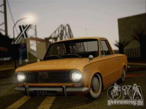 ВАЗ 2101 Ресто для GTA San Andreas
