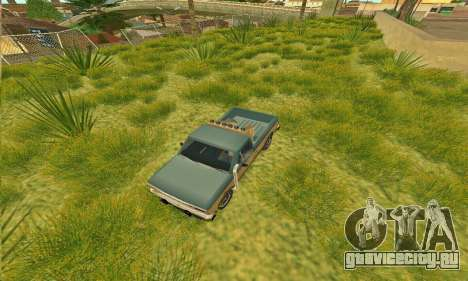 Bobcat Off-Road Броня для GTA San Andreas вид справа