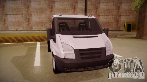 Ford Transit Drift Car для GTA San Andreas вид слева