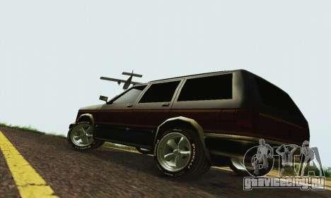 Новый Landstalker для GTA San Andreas вид слева