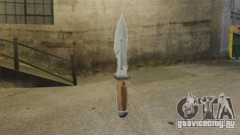 Нож для GTA 4 второй скриншот