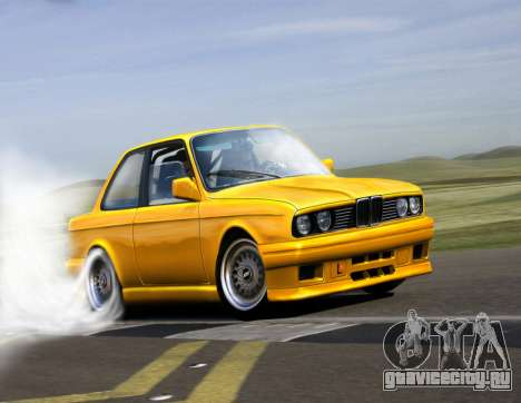 Загрузочные экраны BMW для GTA 4 второй скриншот