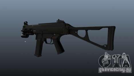 Пистолет-пулемёт UMP45 v2 для GTA 4 второй скриншот