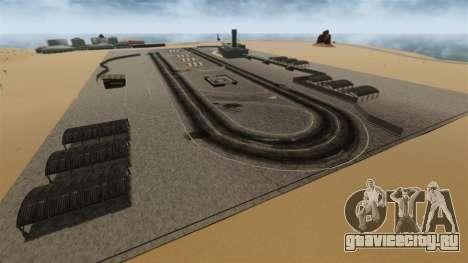 Локация Deserted City для GTA 4 третий скриншот