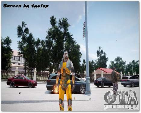 Gordon Freeman для GTA 4