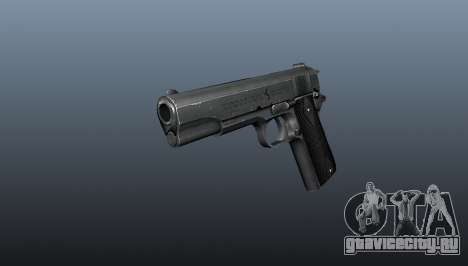 Пистолет M1911 v3 для GTA 4