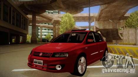 FIAT Stilo Sporting 2009 для GTA San Andreas