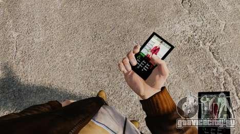 Темы главных героев GTA 5 для GTA 4 второй скриншот
