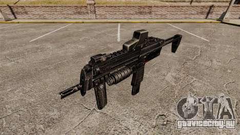 Пистолет-пулемёт HK MP7 v1 для GTA 4 третий скриншот