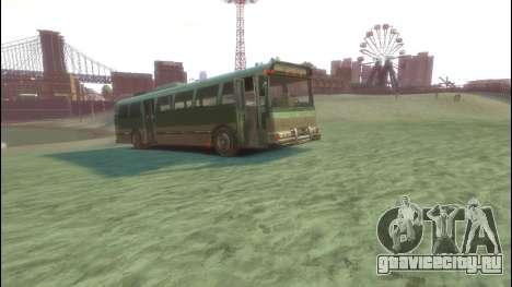 Bus из GTA 5 для GTA 4
