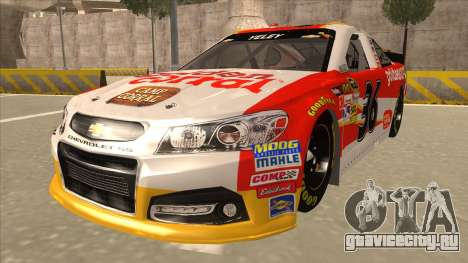 Chevrolet SS NASCAR No. 36 Golden Corral для GTA San Andreas