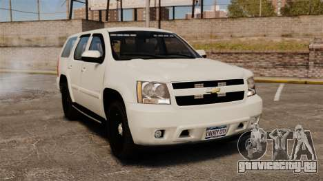 Chevrolet Tahoe Slicktop [ELS] v1 для GTA 4