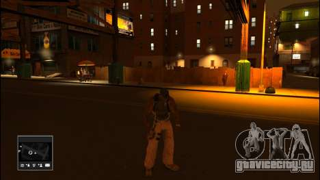 GTA V Radar для GTA 4 третий скриншот