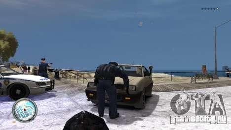 Map-Radar-HUD Pack для GTA 4 седьмой скриншот