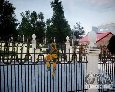 Gordon Freeman для GTA 4 девятый скриншот