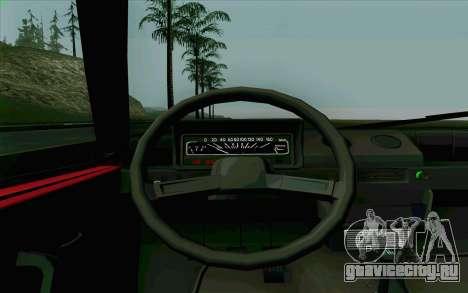 КамАЗ Ока для GTA San Andreas вид сбоку