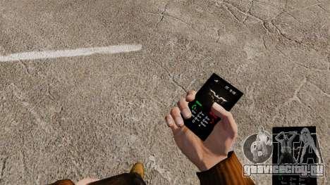 Тема для телефона Темный Рыцарь для GTA 4