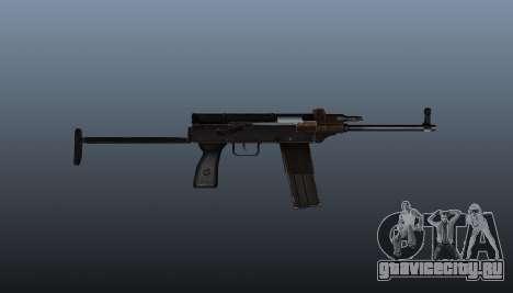 Пистолет-пулемёт China 79 Type SMG для GTA 4 третий скриншот