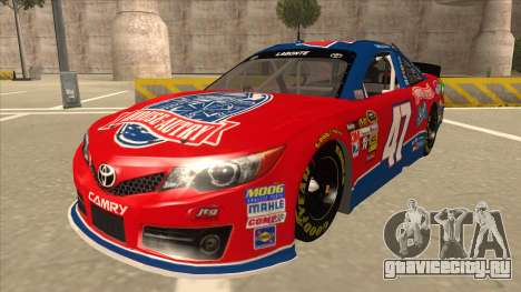 Toyota Camry NASCAR No. 47 House-Autry для GTA San Andreas