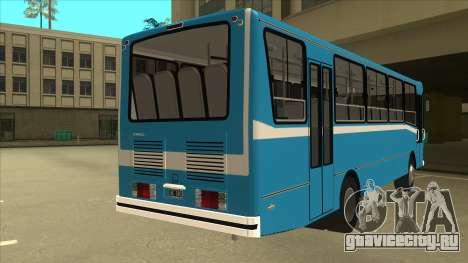 Mercedes-Benz OHL-1320 Linea 123 для GTA San Andreas вид справа