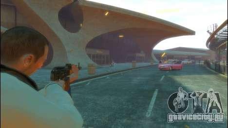 АКС-47 для GTA 4 пятый скриншот