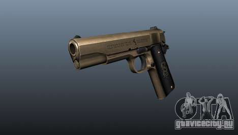 Пистолет M1911 v2 для GTA 4