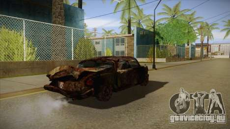New Glenshit для GTA San Andreas вид справа