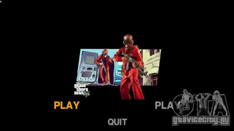 GTA V for IV LoadingScreens для GTA 4 второй скриншот